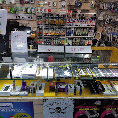 Phone collection for sale at computer corner shop in Leeds