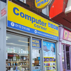 Computer Corner Shop from outside