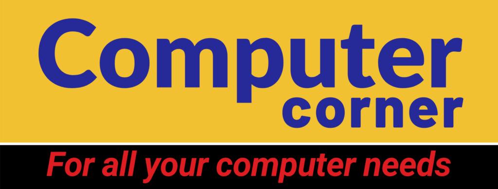 Computer Corner logo Original Facebook Cover
